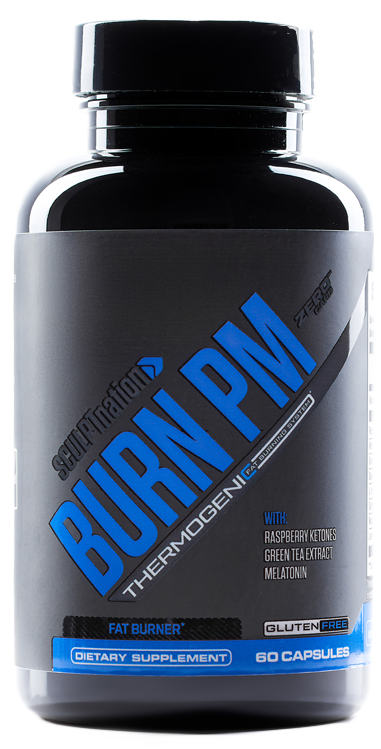 Burn PM 1 Bottle