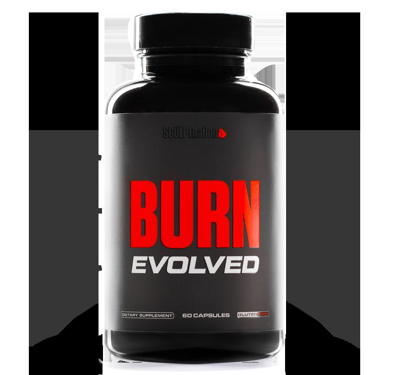 Burn Evolved 1 Bottle