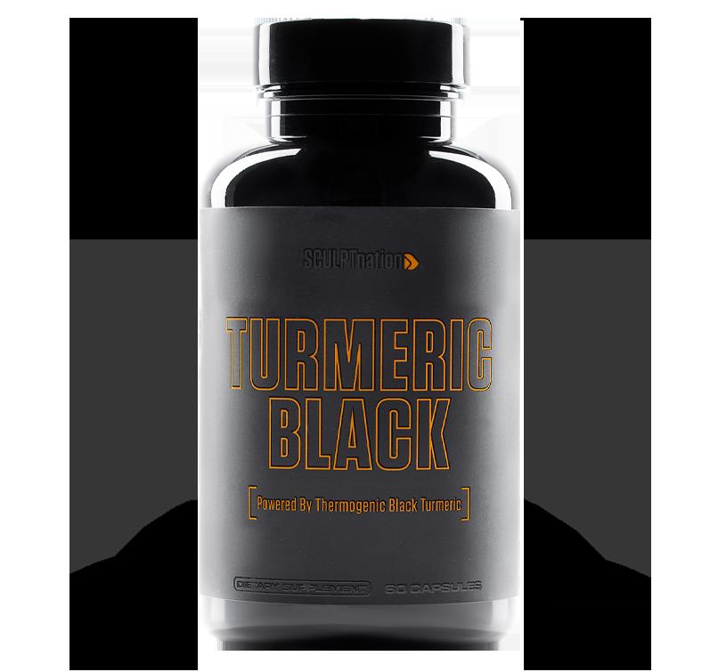 Turmeric Black 1 Bottle