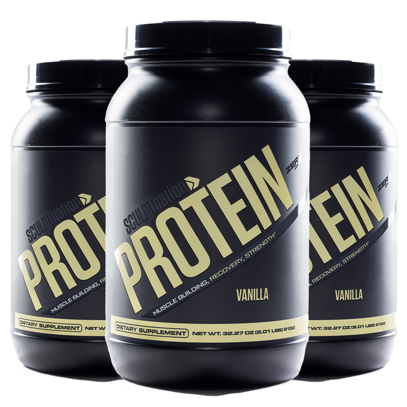 vanilla protein