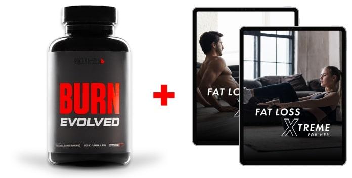Burn evolved fat loss xtreme