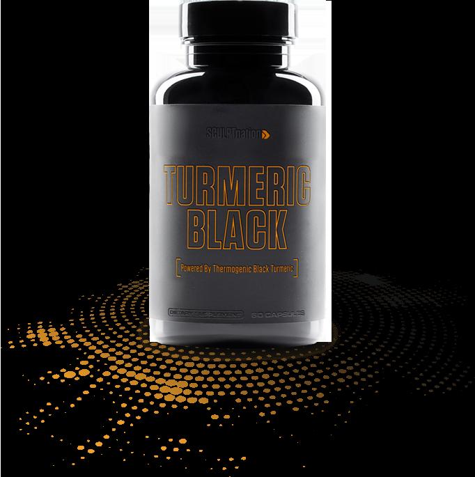 Turmeric Bottle