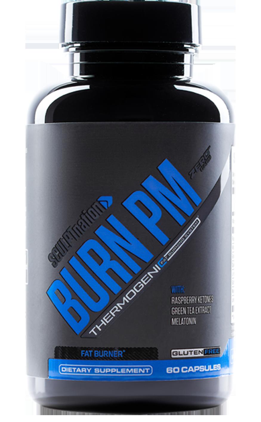 Burn PM Bottle