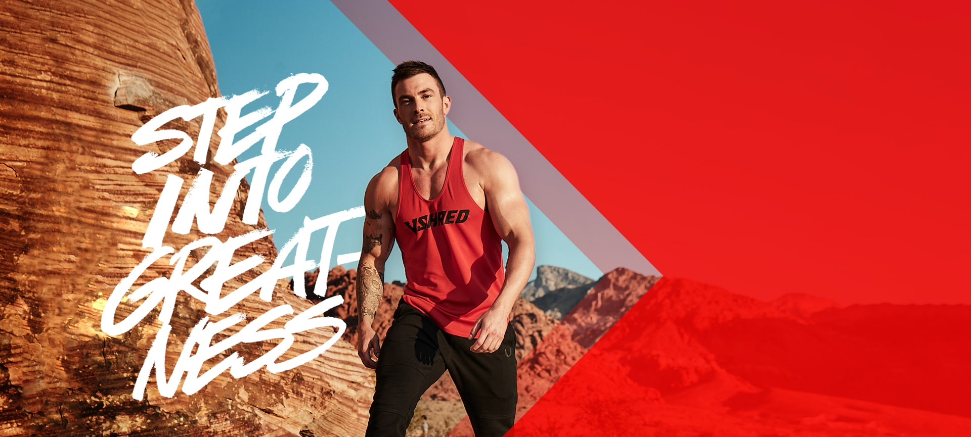 Sculpt Nation - Step Into Greatness