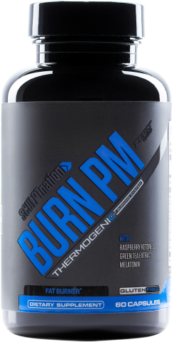 Burn PM Bottle